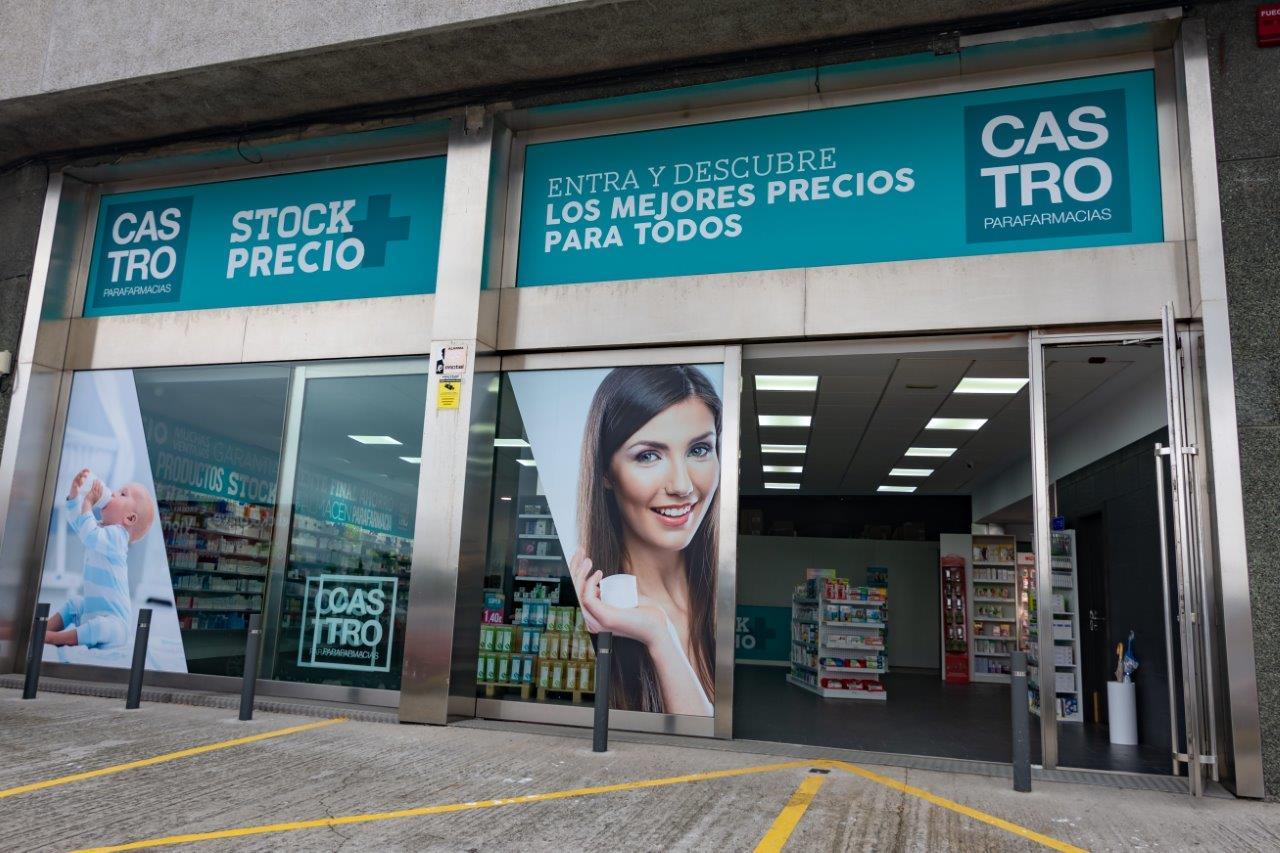 Castro Farmacias 8
